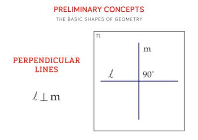 16 - Perpendicular Lines